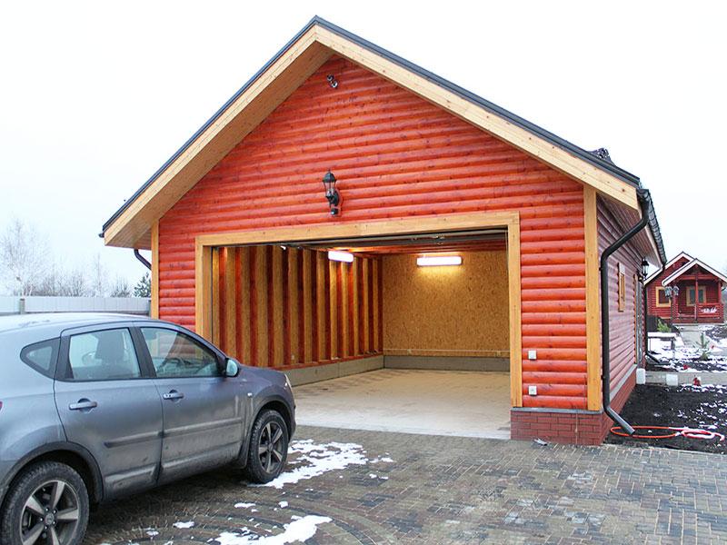 срок строительства гаража